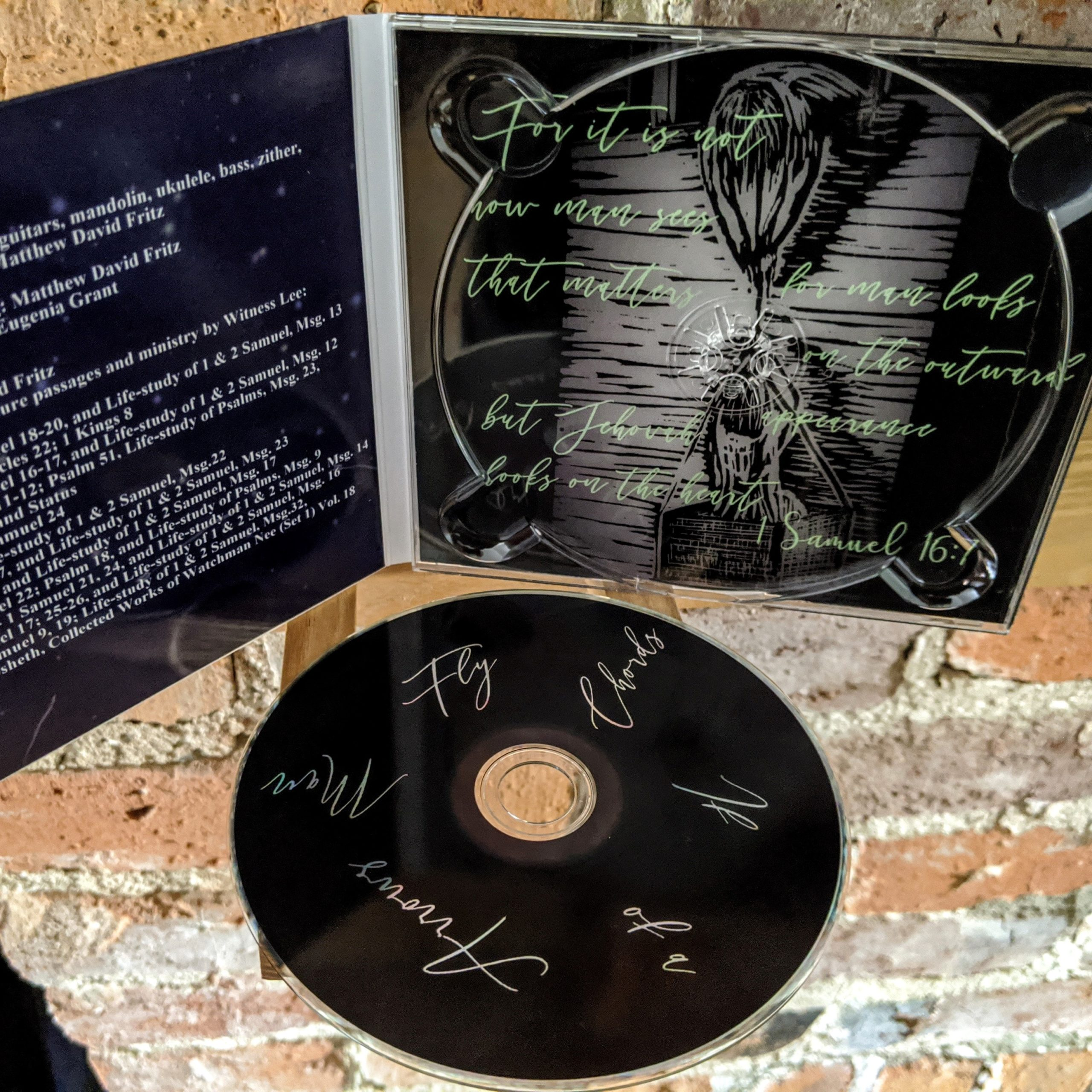 If Arrows Fly CD Disc